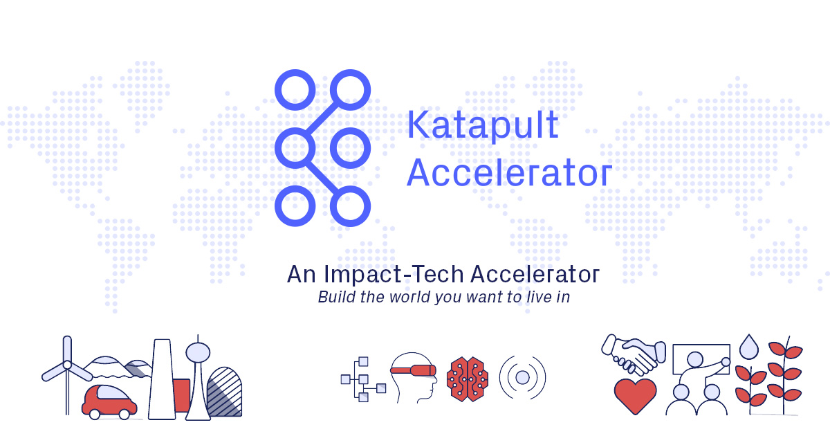 katapult accelerator program impact tech
